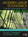 Modern Labor Economics : Theory and Public Policy (International Student Edition) - eBook