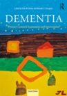 Dementia : Person-Centered Assessment and Intervention - eBook