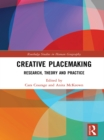 Creative Placemaking : Research, Theory and Practice - eBook