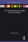 The Essentials of M&A Due Diligence - eBook