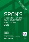 Spon's External Works and Landscape Price Book 2018 - eBook