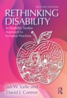 Rethinking Disability : A Disability Studies Approach to Inclusive Practices - eBook