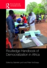 Routledge Handbook of Democratization in Africa - eBook