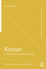 Korean : A Comprehensive Grammar - eBook