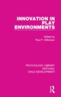 Innovation in Play Environments - eBook