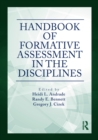 Handbook of Formative Assessment in the Disciplines - eBook