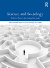 Science and Sociology : Predictive Power is the Name of the Game - eBook