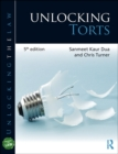 Unlocking Torts - eBook