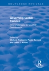 Governing Global Finance : New Challenges, G7 and IMF Contributions - eBook