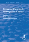 Energy and Environment: Multiregulation in Europe - eBook