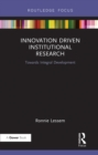 Innovation Driven Institutional Research : Towards Integral Development - eBook