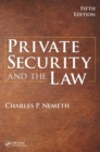 Private Security and the Law - eBook