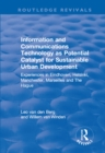 Information and Communications Technology as Potential Catalyst for Sustainable Urban Development : Experiences in Eindhoven, Helsinki, Manchester, Marseilles and The Hague - eBook
