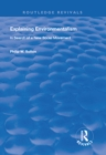 Explaining Environmentalism : In Search of a New Social Movement - eBook