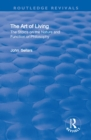 The Art of Living : The Stoics on the Nature and Function of Philosophy - eBook