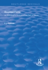 Doomed Firms : An Econometric Analysis of the Path to Failure - eBook