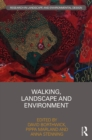 Walking, Landscape and Environment - eBook