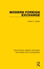 Modern Foreign Exchange - eBook