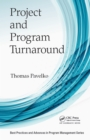 Project and Program Turnaround - eBook