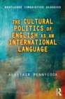The Cultural Politics of English as an International Language - eBook