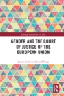 Gender and the Court of Justice of the European Union - eBook