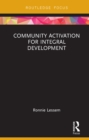 Community Activation for Integral Development - eBook