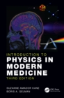 Introduction to Physics in Modern Medicine - eBook