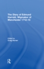 The Diary of Edmund Harrold, Wigmaker of Manchester 1712-15 - eBook