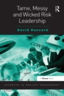 Tame, Messy and Wicked Risk Leadership - eBook
