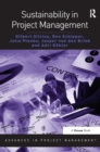 Sustainability in Project Management - eBook