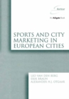 Sports and City Marketing in European Cities - eBook