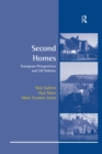 Second Homes : European Perspectives and UK Policies - eBook