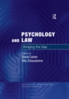 Psychology and Law : Bridging the Gap - eBook