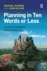 Planning in Ten Words or Less : A Lacanian Entanglement with Spatial Planning - eBook