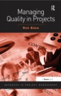 Managing Quality in Projects - eBook