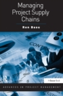 Managing Project Supply Chains - eBook