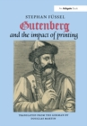 Gutenberg and the Impact of Printing - eBook