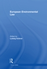 European Environmental Law : A Comparative Perspective - eBook