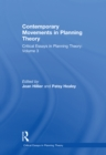 Contemporary Movements in Planning Theory : Critical Essays in Planning Theory: Volume 3 - eBook