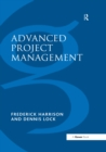 Advanced Project Management : A Structured Approach - eBook