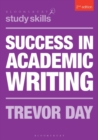 Success in Academic Writing - Book