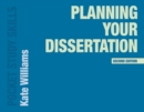 Planning Your Dissertation - Book