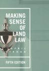 Making Sense of Land Law - Book