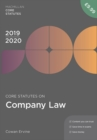 Core Statutes on Company Law 2019-20 - eBook