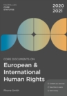 Core Documents on European and International Human Rights 2020-21 - eBook