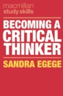 Becoming a Critical Thinker - Book