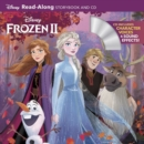 Frozen 2 Read-Along Storybook and CD - Book
