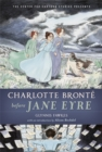 Charlotte Bronte Before Jane Eyre - Book