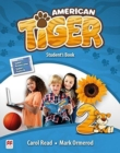 American Tiger Level 2 Student's Book Pack - Book