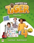 American Tiger Level 4 Student's Book Pack - Book